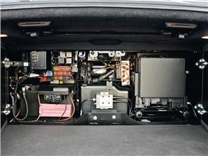 Audi A8 L Security 2013 управляющая электроника