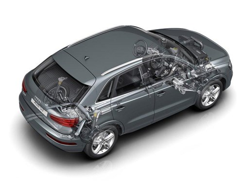 Новость про Audi - CARB выдвинул новые обвинения Audi в рамках «дизельгейта»