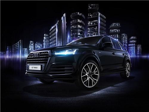 Новость про Audi Q7 - Audi Q7 Bang & Olufsen