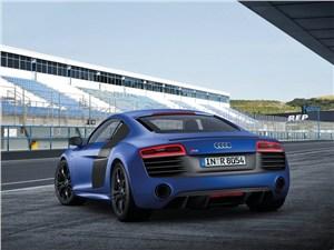 Audi R8 - Audi R8 2013 вид сзади