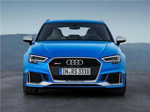 Новость про Audi RS3 - Audi обновила хот-хэтч RS3 Sportback