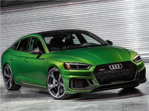 Audi зарядят шесть своих моделей