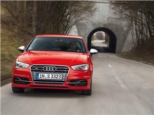 Audi S3 - audi s3 2013 вид спереди