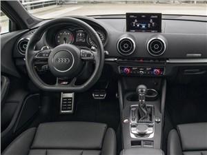 Audi S3 2013 водительское место