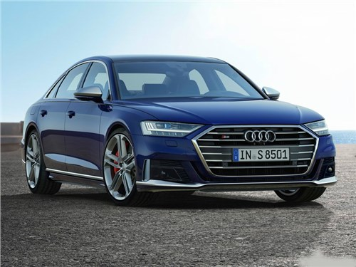 Новость про Audi - Новый Audi S8 приедет в Россию в следующем году