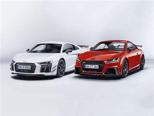 Новость про Audi - Audi Sport Perfomance Parts