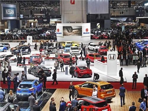 Автосалоны: компании проявляют неучастие