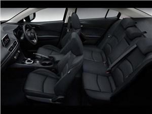 Mazda Axela 2013 салон