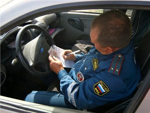 Депутаты планируют упростить процедуру оформления нарушения для пьяных водителей