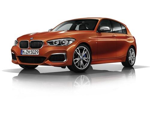 Новый M Perfomance BMW M140i вышел на российский рынок