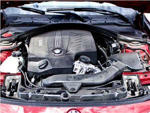 BMW 335i 2012 двигатель N55