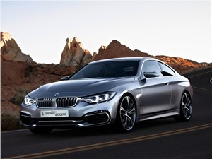 BMW 4-Series 2013 вид спереди