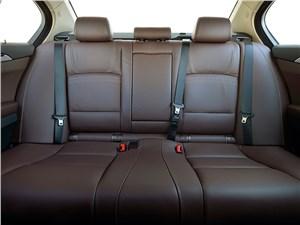 BMW 5 2013 задний диван