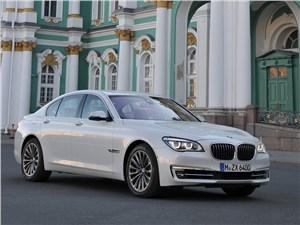 BMW 7-Series будет гибридом