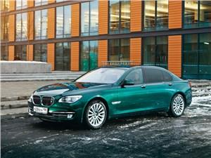 BMW 7 series - bmw 760li 2012 вид спереди