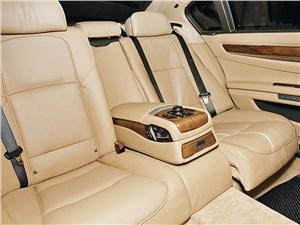 BMW 760Li 2012 задние кресла