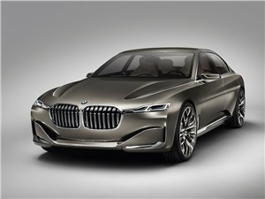 Предпросмотр bmw vision future luxury concept 2014