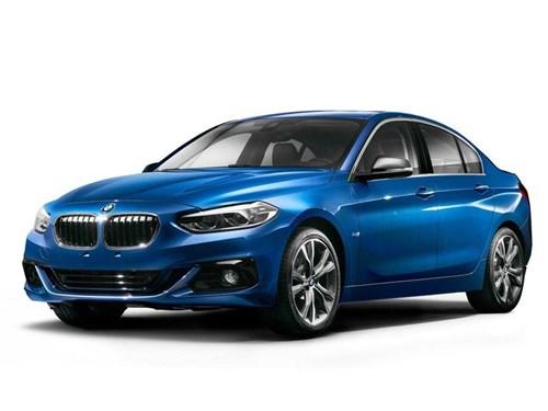 BMW привез в Гуанчжоу 1-Series в кузове «седан»