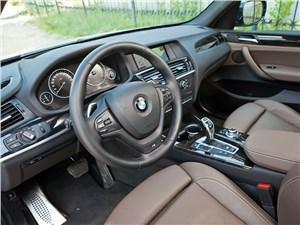 BMW X3 2011 водительское место