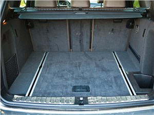 Предпросмотр bmw x3 2011 багажное отделение