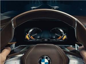 Предпросмотр bmw vision future luxury concept 2014 приборная панель