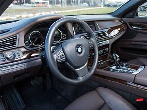 BMW 7 series 2013 салон