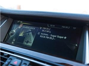 BMW 7 series 2013 монитор