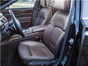 BMW 7 series 2013 передние кресла