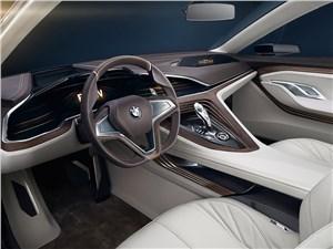 Предпросмотр bmw vision future luxury concept 2014 передние кресла