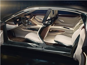 Предпросмотр bmw vision future luxury concept 2014 салон