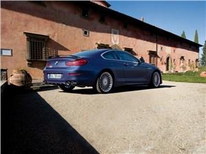 Новость про Alpina B6 - BMW Alpina B6: задняя и правая части