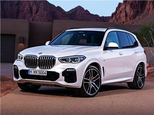 Все, что вам надо знать о новом BMW X5