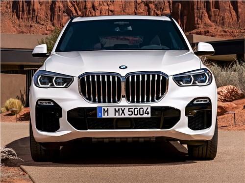 BMW X5 капот