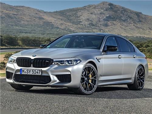 Новость про BMW - Переводим пятерку на электричество