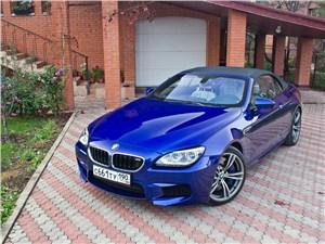 BMW M6 - bmw m6 cabrio 2012 вид спереди