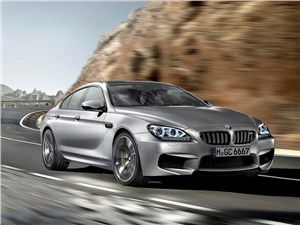 BMW M6 Gran Coupe (седан 4-дв.)
