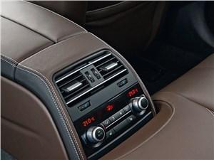 BMW M6 Gran Coupe 2013 управление климатом