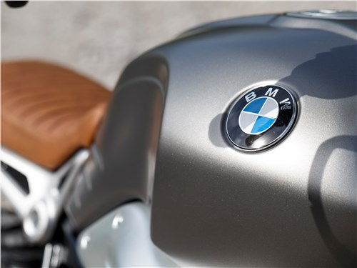 BMW R nineT Scrambler 2016 топливный бак