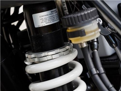 BMW R nineT Scrambler 2016 задний амортизатор