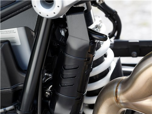 BMW R nineT Scrambler 2016 абсорбирующий фильтр