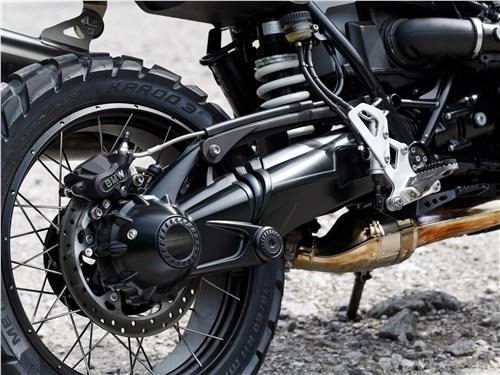BMW R nineT Scrambler 2016 карданный привод