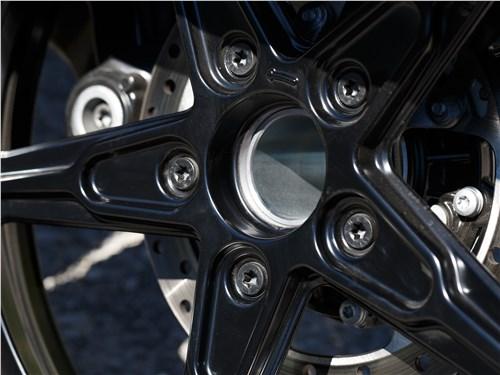 BMW R nineT Scrambler 2016 колесный диск