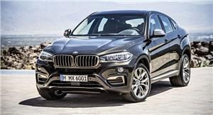 Новый BMW X6 покажут на автосалоне в Париже