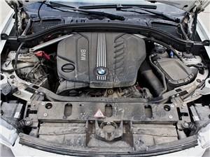 BMW X3 2010 двигатель