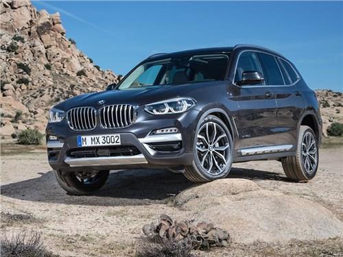 В проданные в России BMW X3 забыли вкрутить винты