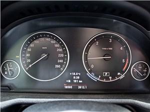 BMW X3 2010 приборная панель