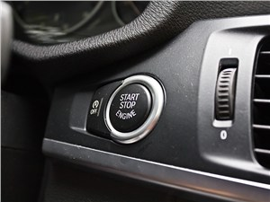 BMW X3 2010 кнопка старт-стоп