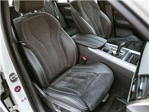 BMW X5 M50d 2013 передние кресла