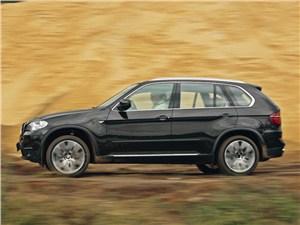 BMW X5 хDrive35i 2011 вид сбоку