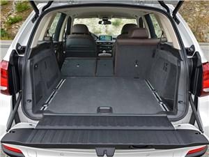 Предпросмотр bmw x5 2013 багажное отделение